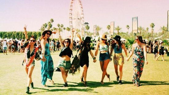 4 Rules To Follow When Getting Dressed For A Music Festival