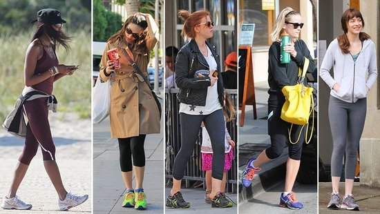 The Cool Workout Sneakers Celebs Love Are On Sale For Less Than $50!