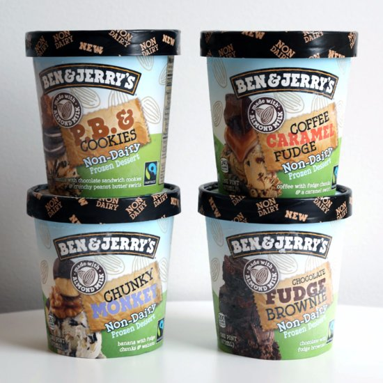 Ben & Jerry's Vegan Ice Cream Taste Test