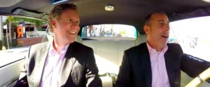 Will Ferrell Has Jerry Seinfeld in Stitches on the Finale of Comedians in Cars Getting Coffee