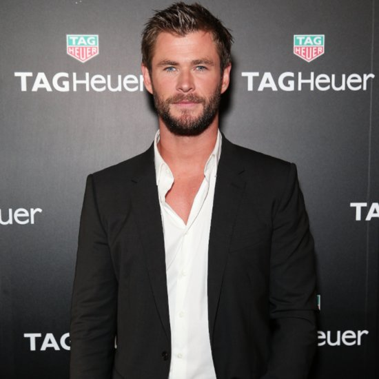 Chris Hemsworth Tag Heuer Event Australia February 2016