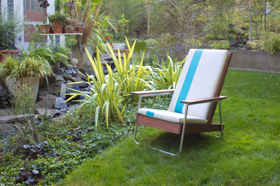 Outdoor Furniture: A New Twist on the Old Adirondack