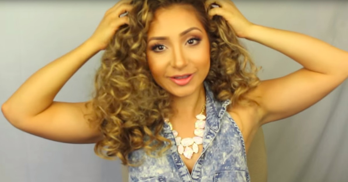How To Curl Your Hair Without Heat Popsugar Beauty