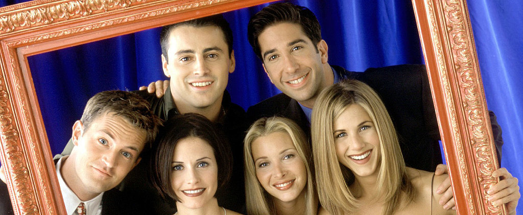 The First Look at the Friends Reunion Is Here, and It Will Instantly Make Your Day