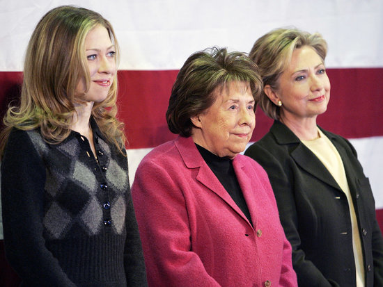 Hillary Clinton Is Missing Her Mom This Campaign: 'I Wish I Could Share This with Her'