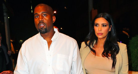 Kim Kardashian May Have Kicked Kanye West Out of the House