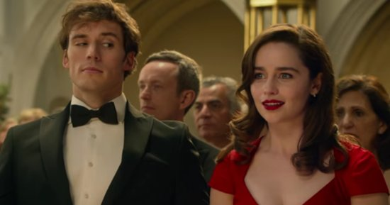 Even The 'Me Before You' Trailer Will Make You Cry