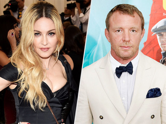 Guy Ritchie 'Determined as Ever' for Son Rocco to Remain in His Custody After Madonna Visits Him in London Ahead of Rescheduled