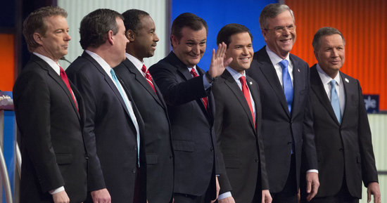 The GOP Debates Are Ignoring This Huge Issue