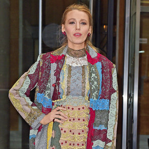 How Blake Lively Organizes Her Shoes