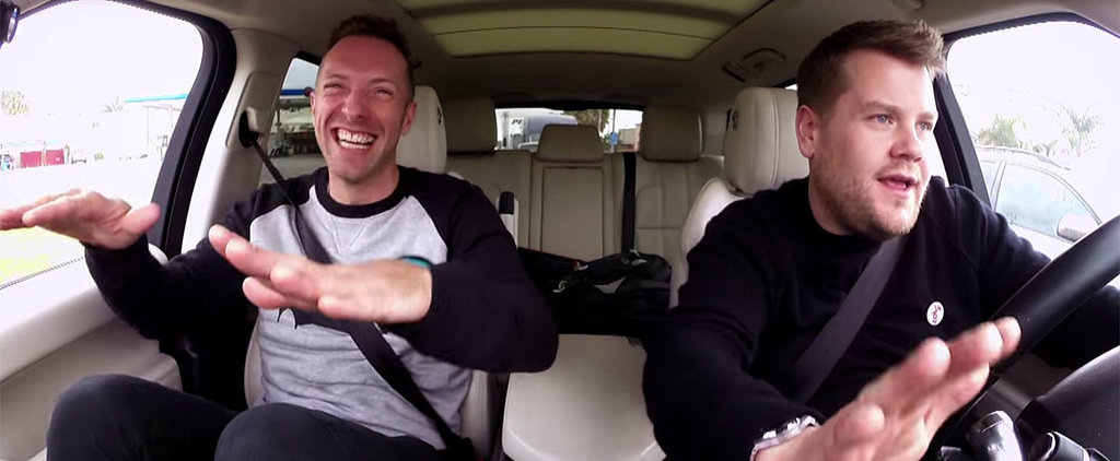 Chris Martin Proves He Has No Idea What the Super Bowl Is in His Carpool Karaoke Session