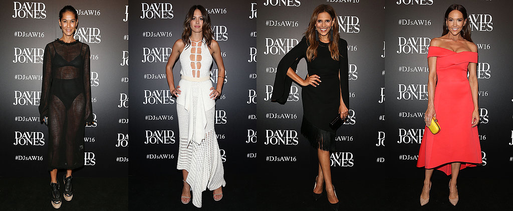 See Every Sweet Look Straight From David Jones' Front Row