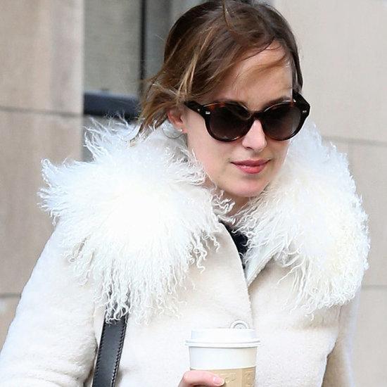 Easy Lessons In Winter Chic From Dakota Johnson