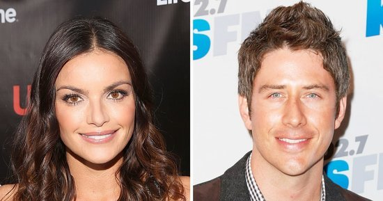 The Bachelor's Courtney Robertson Still Hooks Up With Arie Luyendyk Jr.: We 'Like to Make Out'