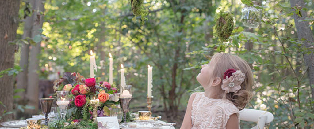 Get Lost in This Whimsical Enchanted-Forest-Themed Party