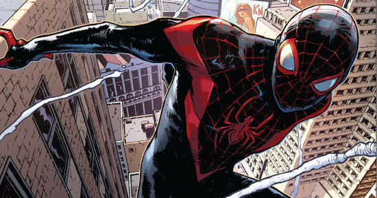 Marvel Debuts Afro-Latino Spider-Man Miles Morales