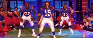 Nina Dobrev Impersonates Tim Tebow in the Best Possible Way During Her Lip Sync Battle