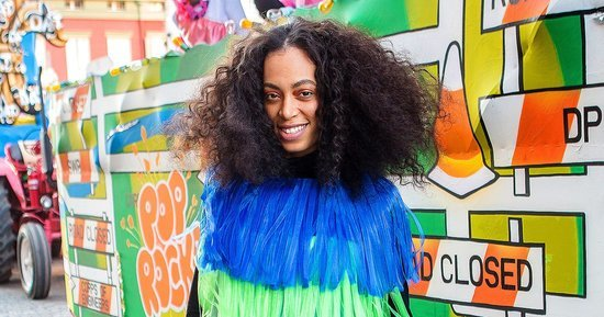 Solange Knowles Loses Wedding Ring During New Orleans Parade: Report