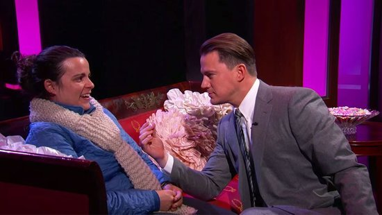 VIDEO: Channing Tatum Asks Luckiest Woman In The World To Be His Valentine