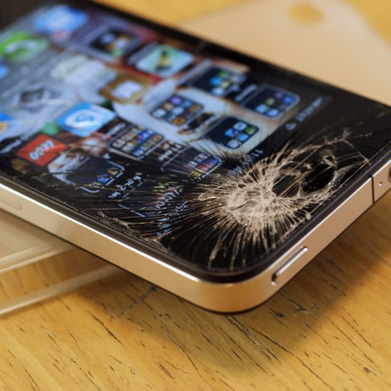 Trade In Damaged and Cracked iPhones For Apple Credit