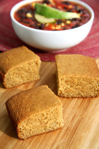 Healthy Cornbread Recipe