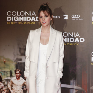 Emma Watson's Dress Colonia Premiere