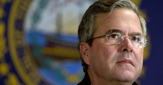 Jeb Bush Seeks To Escape The Jaws Of Humiliation In New Hampshire