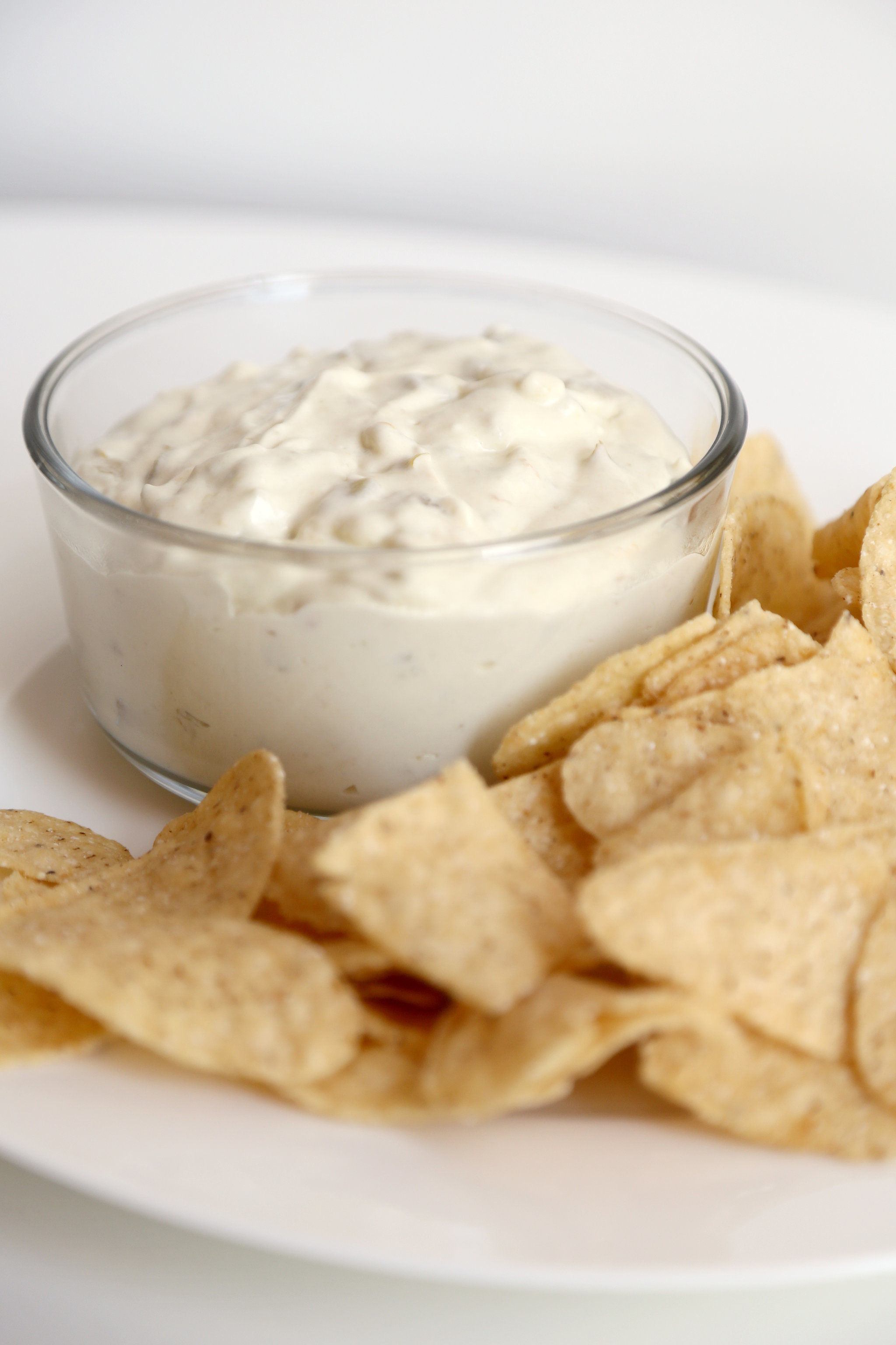 A Great Queso Dip With Real Cheese