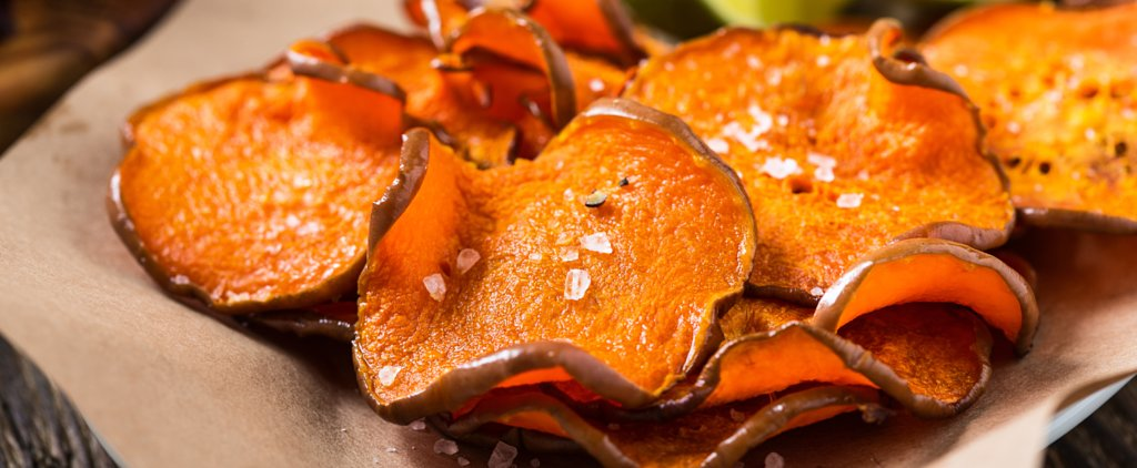 Sorry, Not Sorry — These Sweet Potato Chips Are Super Addicting