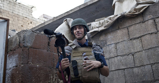 James Foley Documentary Director On Making A Movie About His Childhood Pal