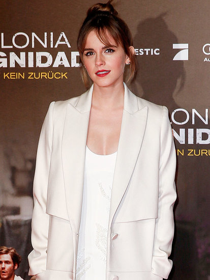 Emma Watson Debuts New Wispy Bangs and - Surprise, Surprise - She Looks Incredible