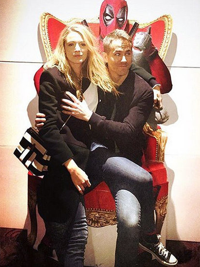 'Two Deadpools, One Cup': Ryan Reynolds Playfully Makes a Grab at Wife Blake Lively