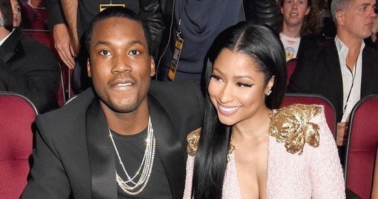 Nicki Minaj Supports Meek Mill as He's Sentenced to 90 Days House Arrest