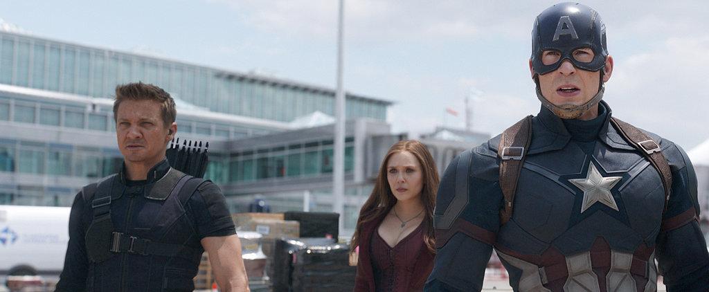 Missed Captain America: Civil War's Super Bowl Trailer? Watch It Here