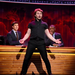 Dirty Dancing Live Skit on SNL