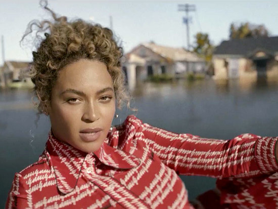 WATCH: Beyoncé Posts Behind-the-Scenes Clip of 'Formation' Music Video