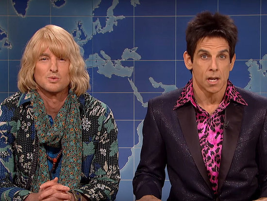 Ted Cruz ... or Tom Cruise? Zoolander Stars Break Down Presidential Race on SNL