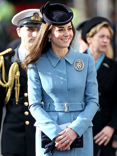 Following in Daddy's Footsteps: Princess Kate Reveals Prince George Want to Become an Air Force Cadet