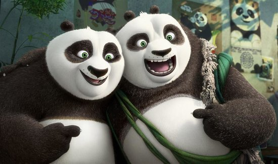 Kung Fu Panda Romps Over Anemic Rivals