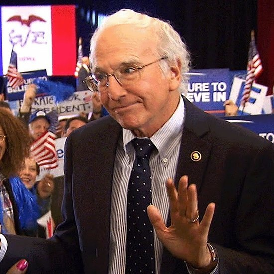 Larry David Makes a Triumphant Return to SNL and Reprises His Role as Bernie Sanders
