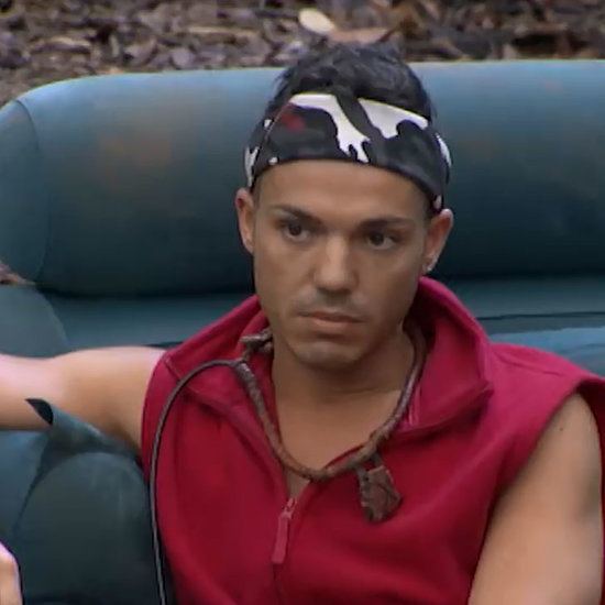 Video: Havana Brown and Anthony Callea Fight on I'm a Celeb