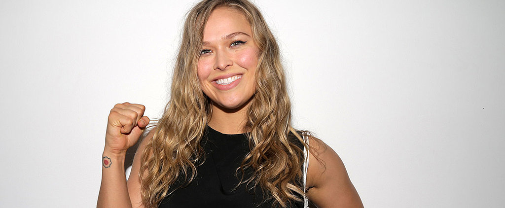 I Ate Like Ronda Rousey For 3 Weeks and This Is What Happened