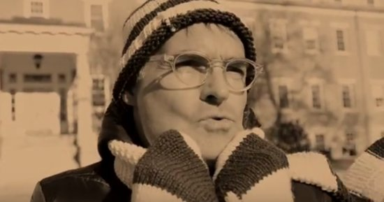 School Announces Snow Day With Emotional 'Hello' Parody