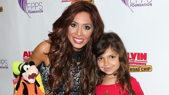 Farrah Abraham Makes a Huge Move for Her Daughter Sophia