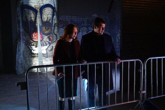 'Castle' Winter Premiere Recap: A Murderer Gets Aca-Busted