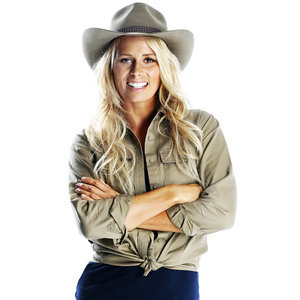 Courtney Hancock Interview I'm Celebrity Get Me Out of Here