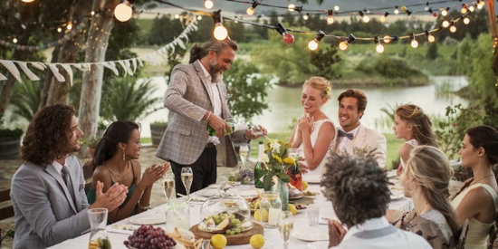 How To Officiate Your Best Friend's Wedding