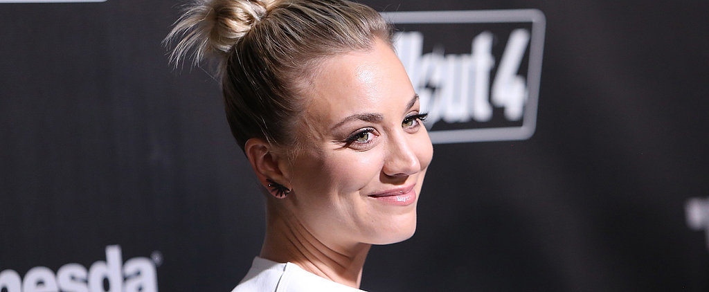 Kaley Cuoco Hilariously Defends Her Extravagantly Decorated Home on Instagram