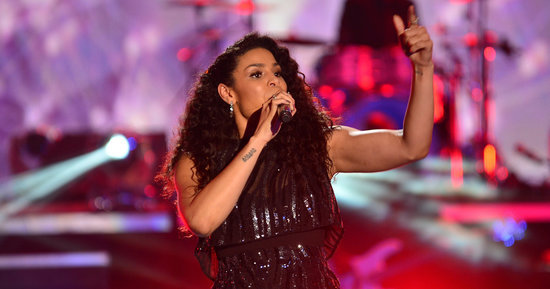 Jordin Sparks Makes A Difference With End Zone Dance