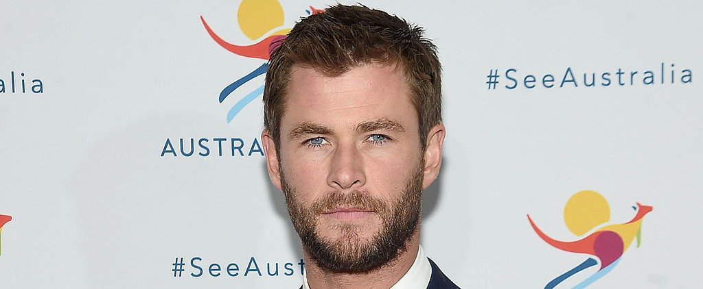 Chris Hemsworth's Hands-Down Hottest Red Carpet Moments